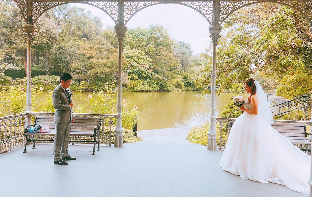 Wedding Bridal Boutique Review La Belle Couture Hwees